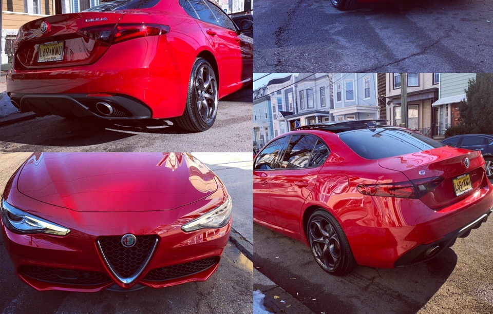 2018 Alfa Romeo Giulia - photo 2