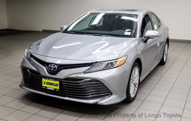 2019 Toyota Camry Hybrid Photo 0