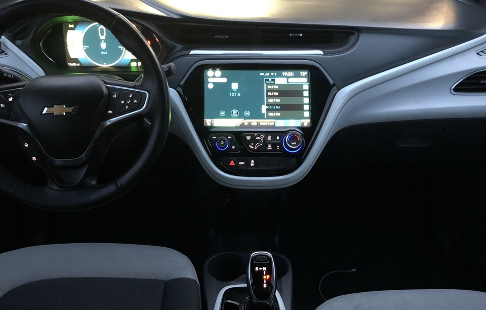 2017 Chevrolet Bolt EV - photo 4