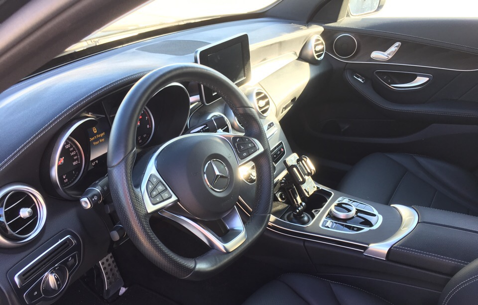 2017 Mercedes-Benz C-Class - photo 11
