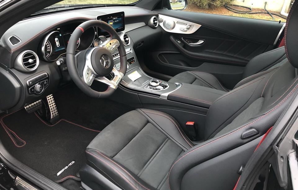 2019 Mercedes-Benz C-Class - photo 2