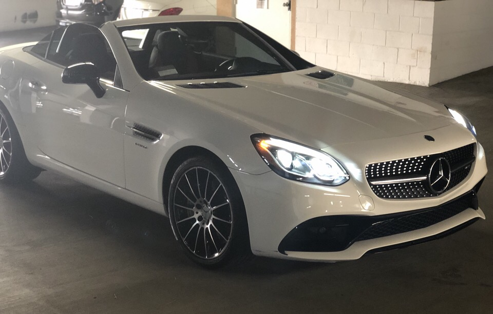 2018 Mercedes-Benz SLC - photo 5