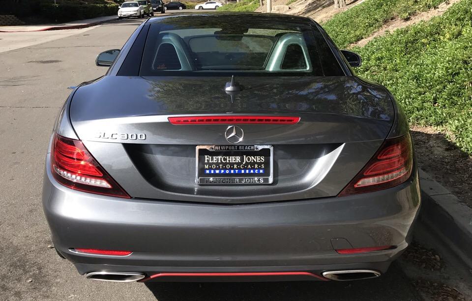 2018 Mercedes-Benz SLC - photo 3