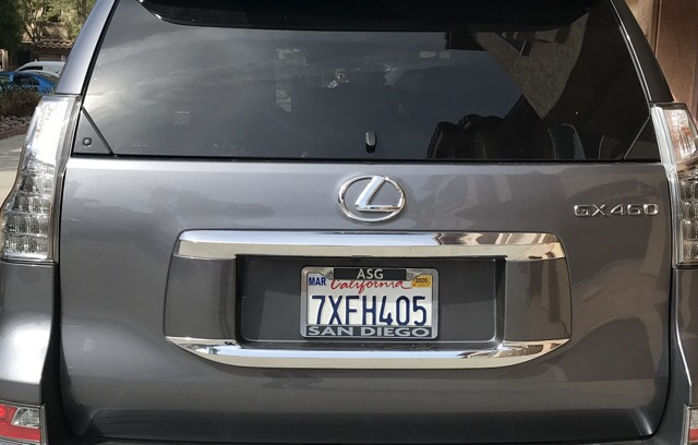 2017 Lexus GX 460 - photo 2
