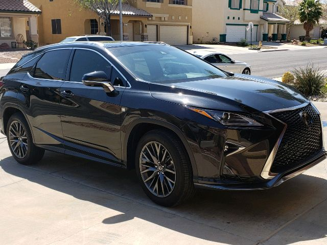2017 Lexus RX 350 - photo 8