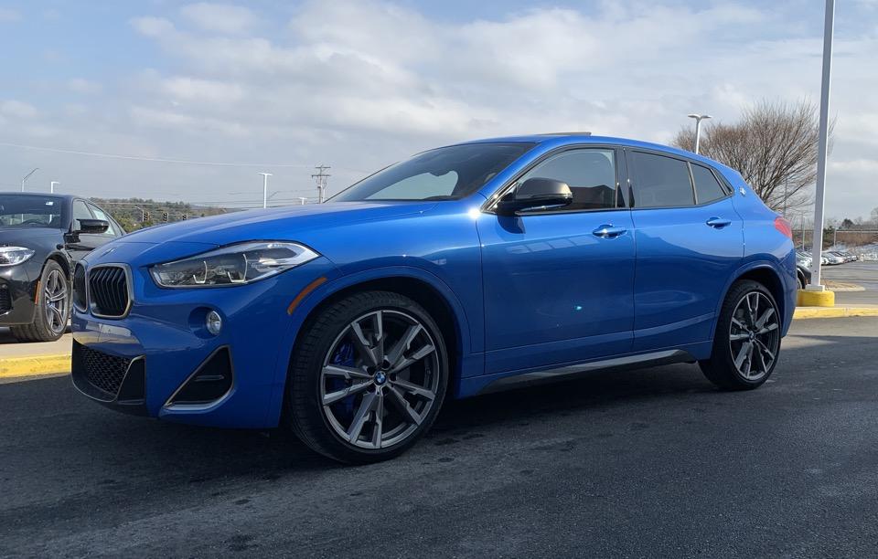 2019 BMW X2 - photo 1