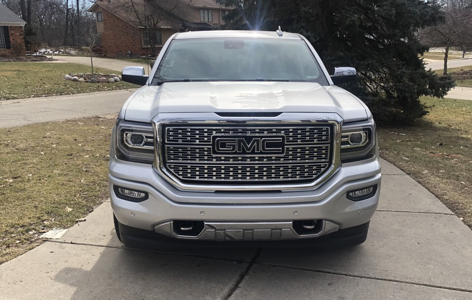 2017 GMC Sierra 1500 - photo 1