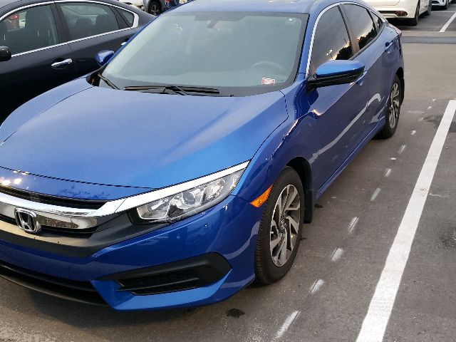 2018 Honda Civic - photo 2