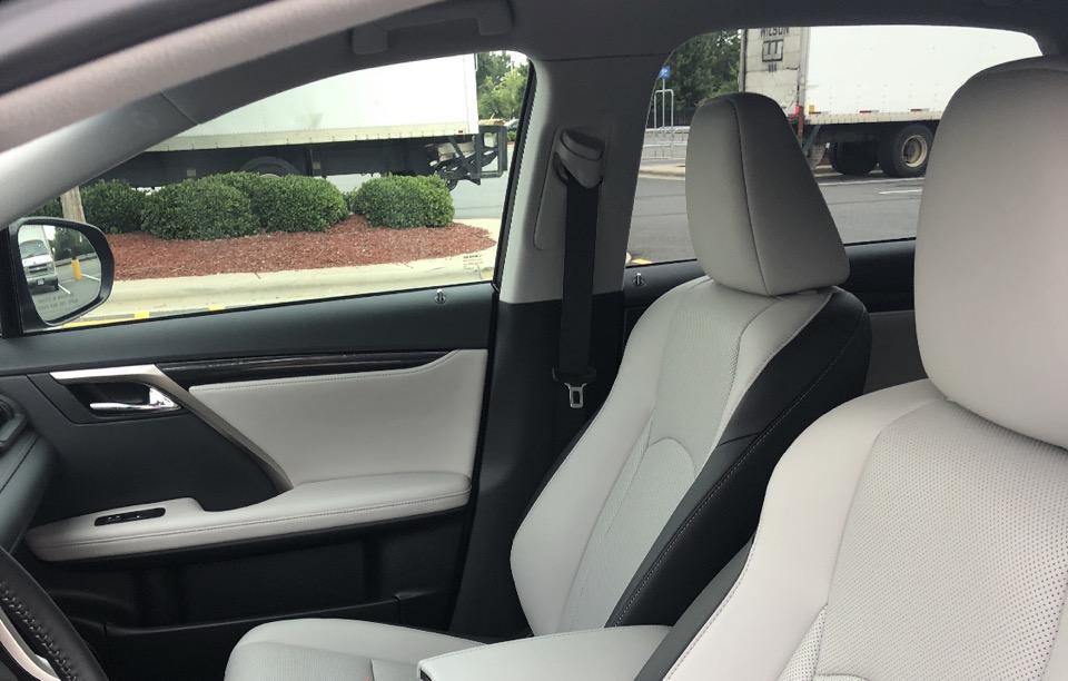 2018 Lexus RX 350 - photo 2