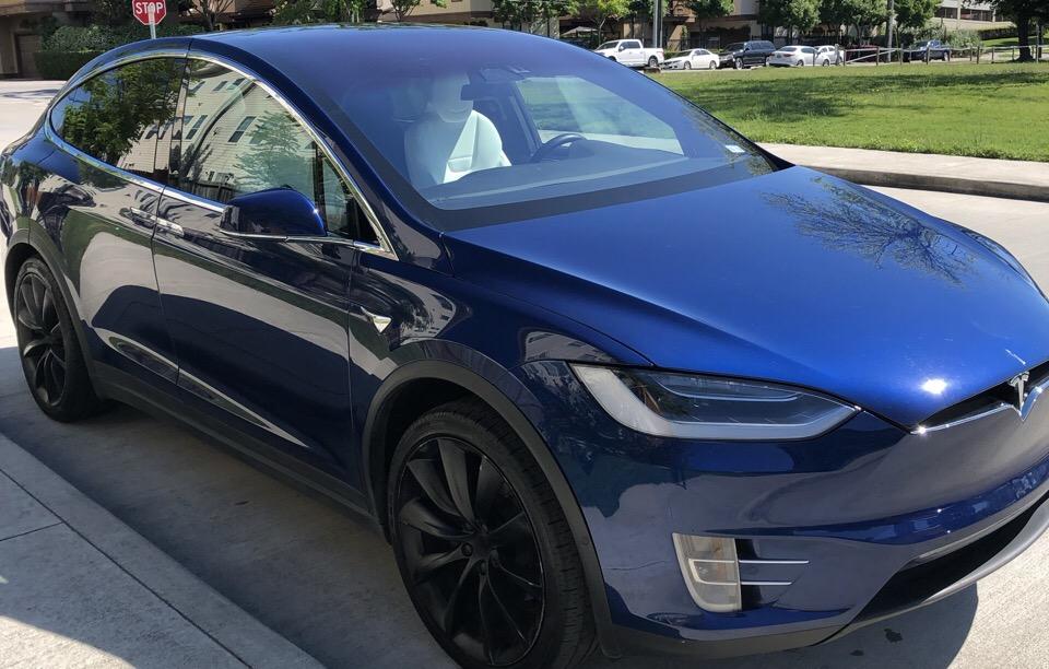 2017 Tesla Model X - photo 0