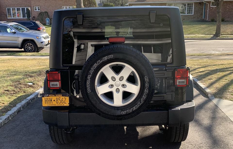 2016 Jeep Wrangler Unlimited - photo 3