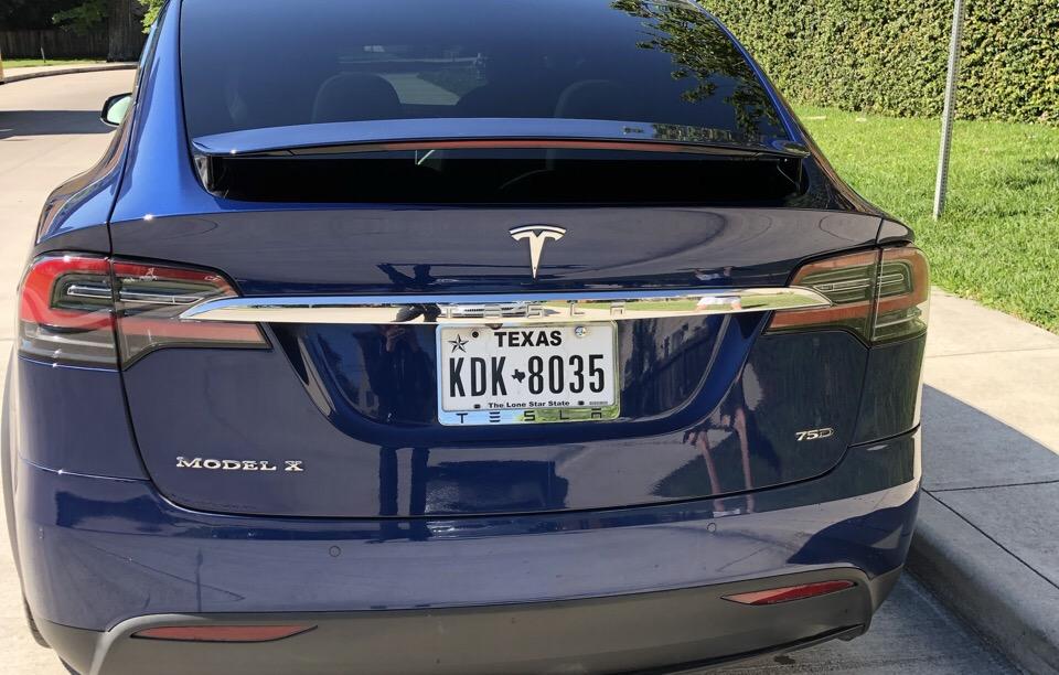 2017 Tesla Model X - photo 5