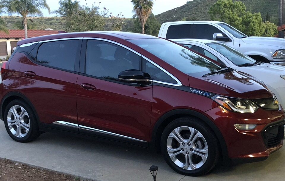 2017 Chevrolet Bolt EV - photo 1