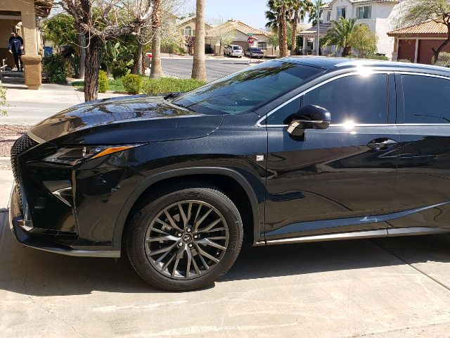 2017 Lexus RX 350 - photo 9