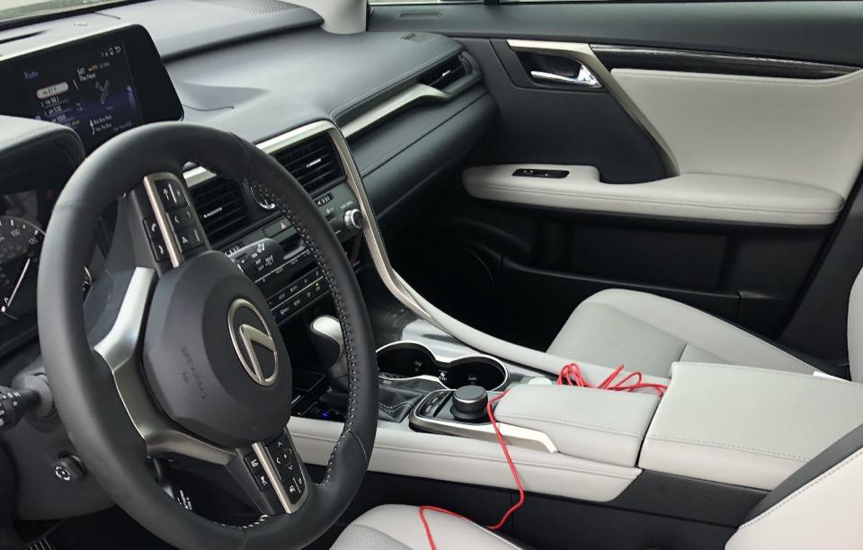 2018 Lexus RX 350 - photo 4