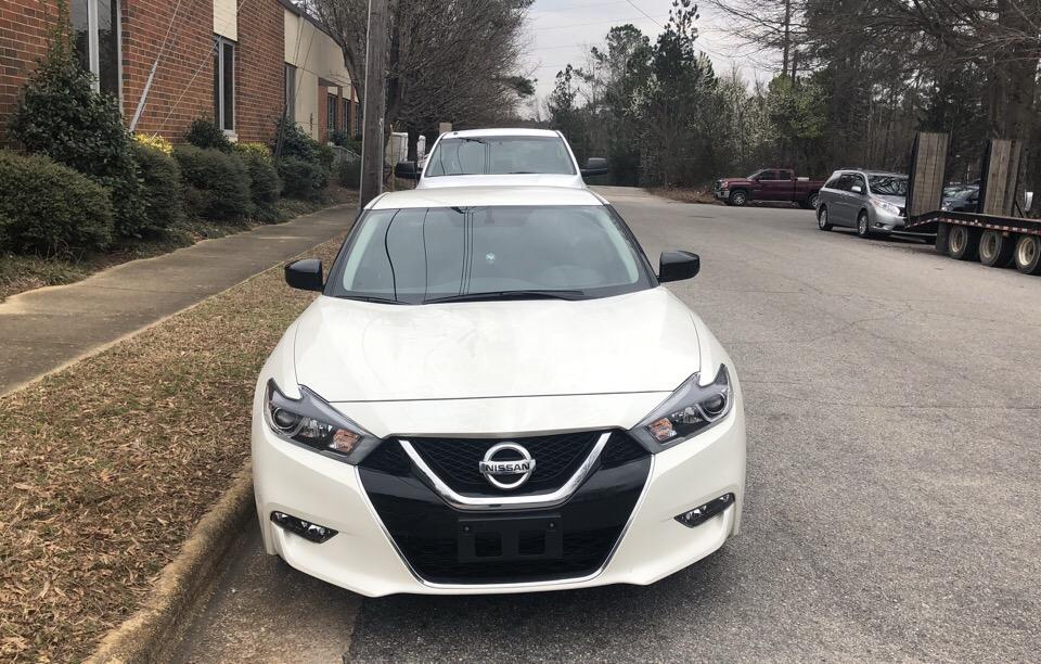 2018 Nissan Maxima - photo 1