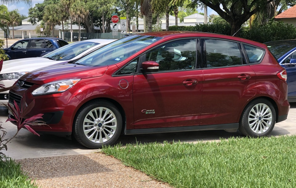 2017 Ford C-MAX Energi - photo 0