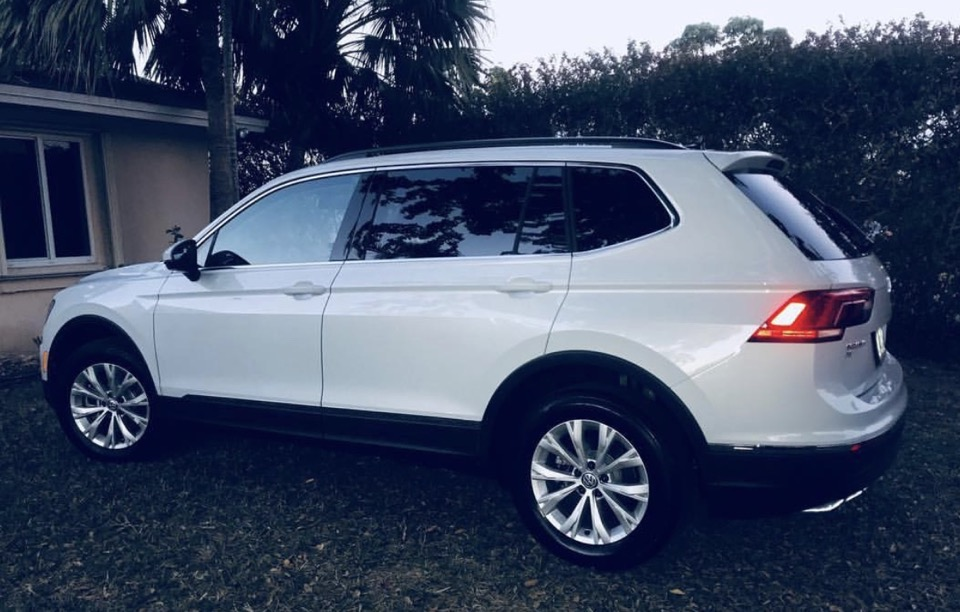 2018 Volkswagen Tiguan - photo 0
