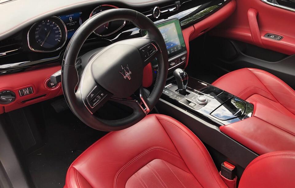 2017 Maserati Quattroporte - photo 5