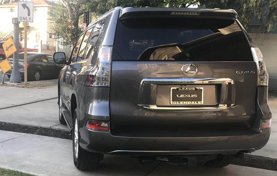 2018 Lexus GX 460 - photo 2