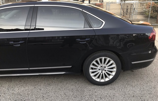 2017 Volkswagen Passat - photo 2