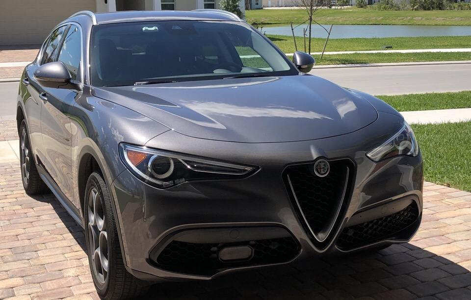 2018 Alfa Romeo Stelvio - photo 14
