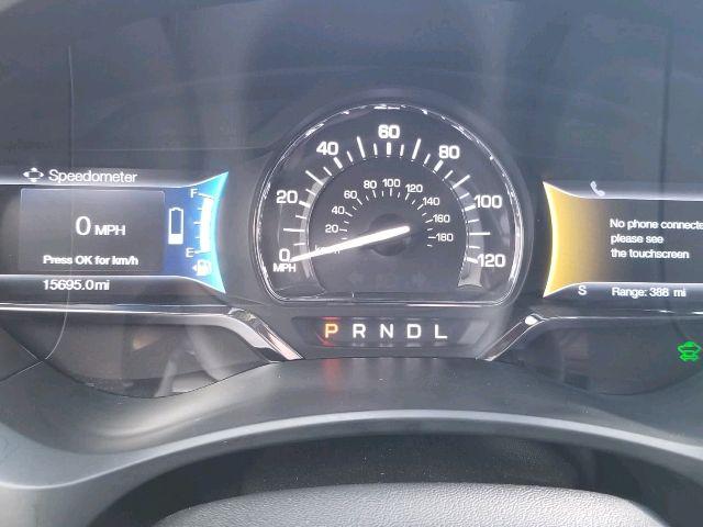 2017 Lincoln MKZ Hybrid - photo 8