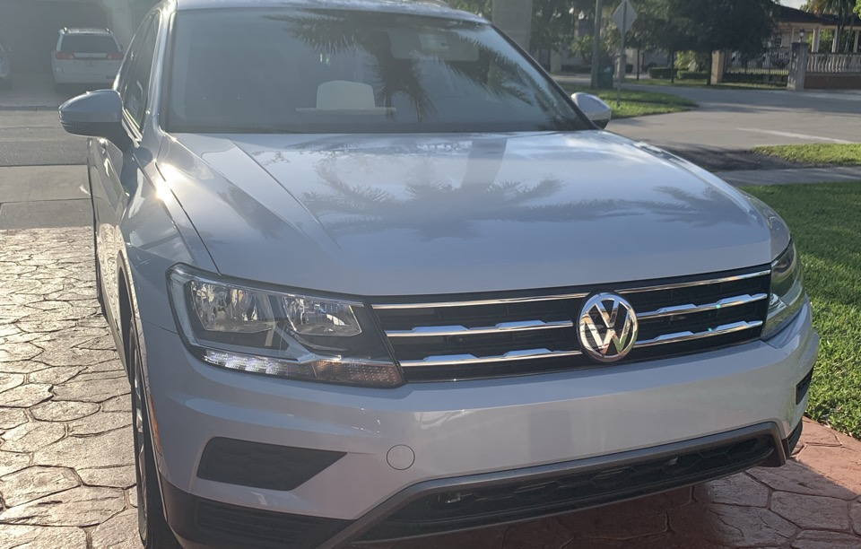 2018 Volkswagen Tiguan - photo 3