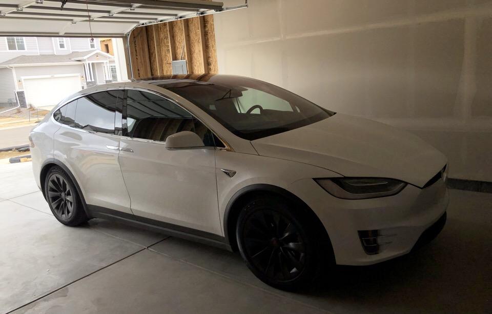2017 Tesla Model X - photo 2