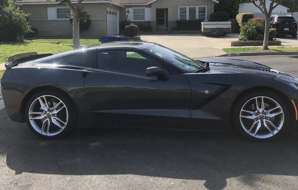 2019 Chevrolet Corvette - photo 3