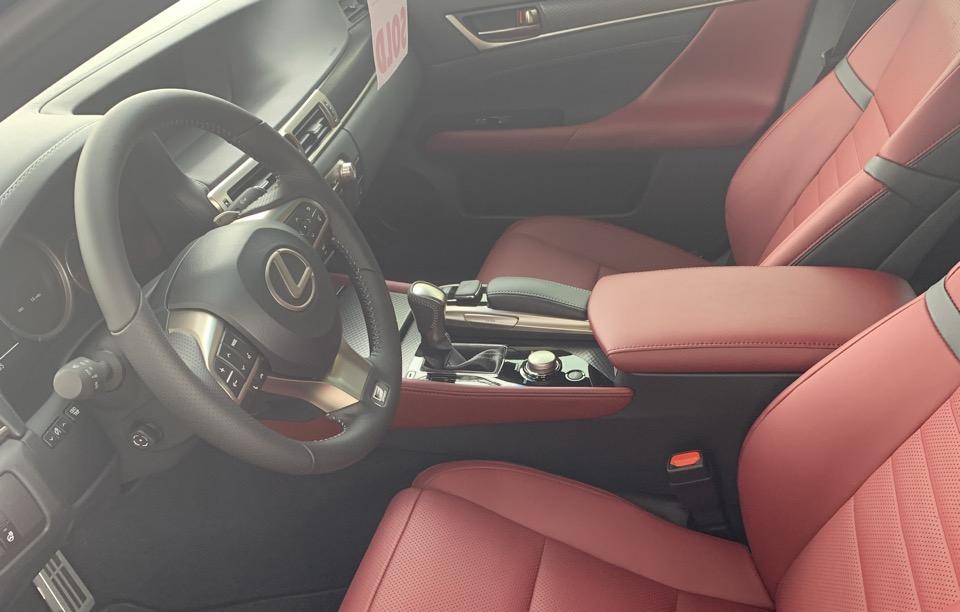 2019 Lexus GS 350 - photo 2