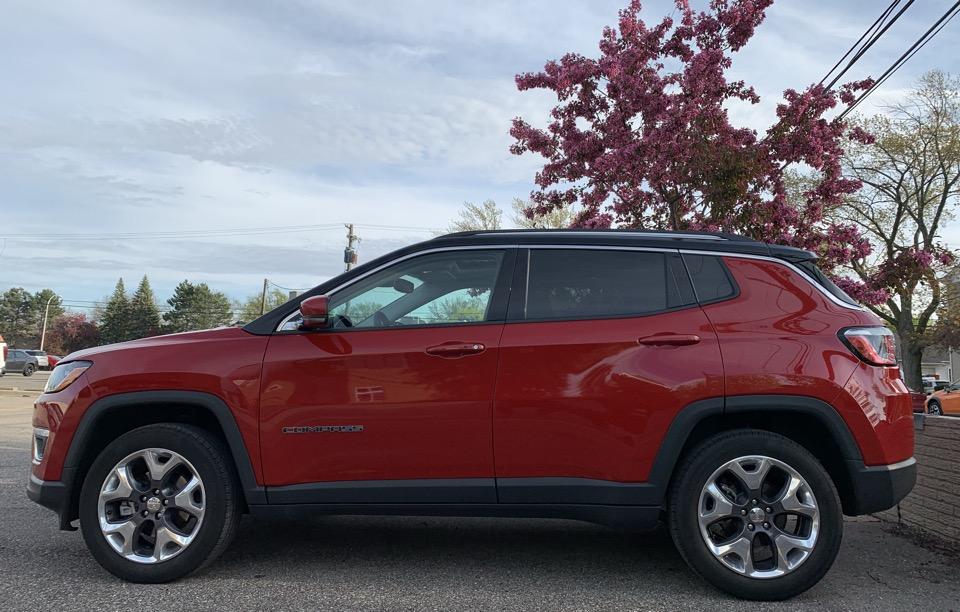 2019 Jeep Compass - photo 1
