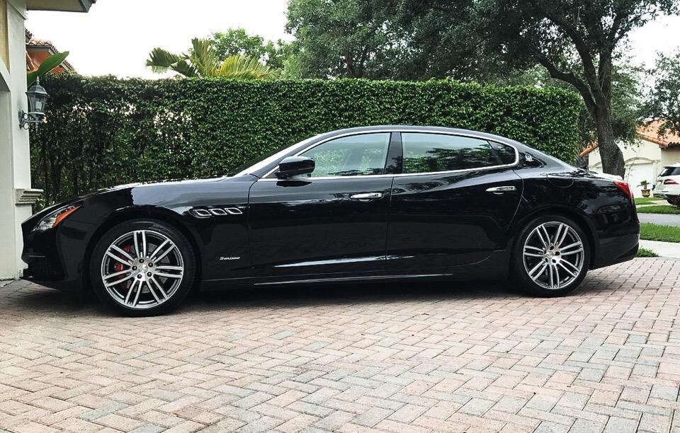 2017 Maserati Quattroporte - photo 0