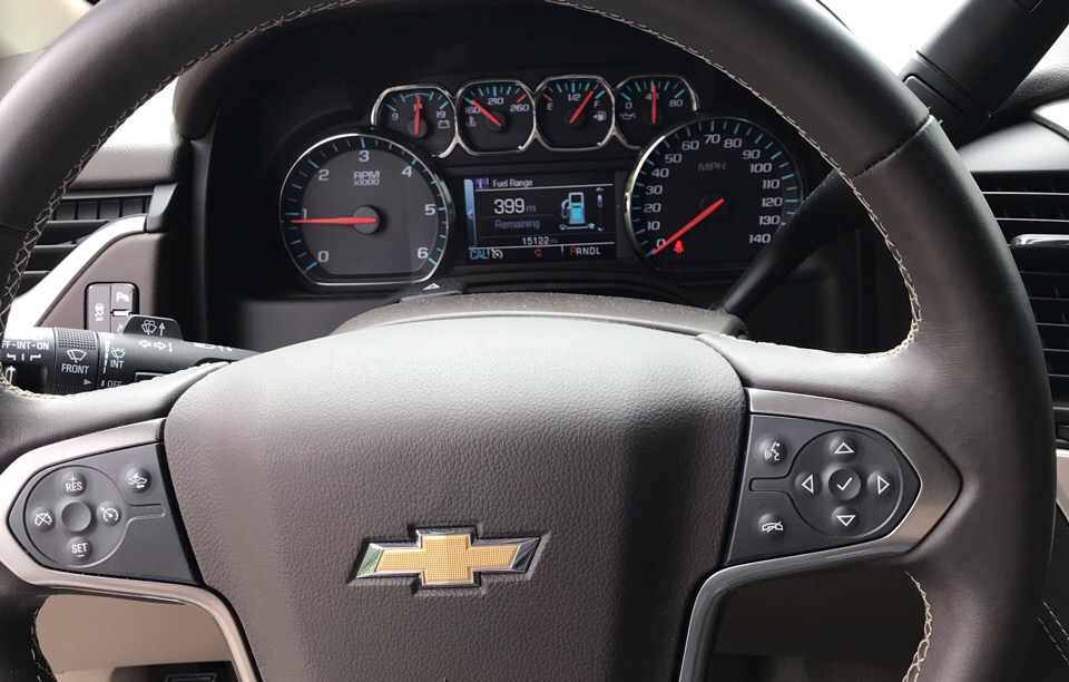 2018 Chevrolet Tahoe - photo 7
