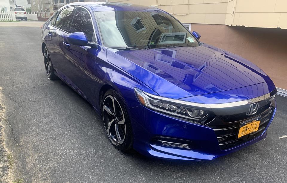 2019 Honda Accord - photo 2