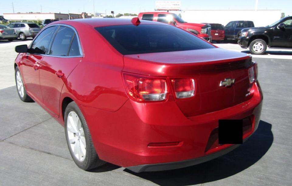 2013 Chevrolet Malibu - photo 2