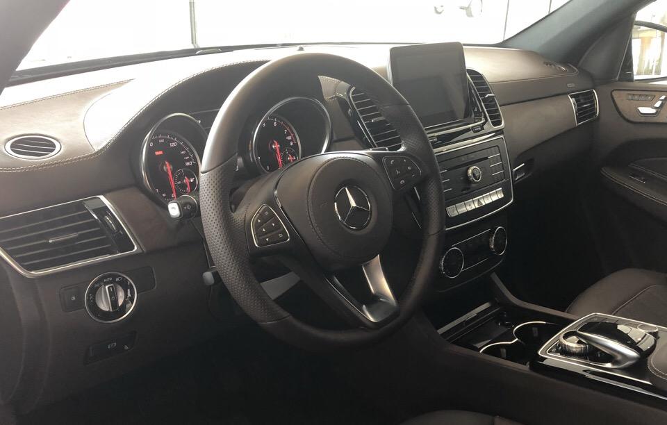 2018 Mercedes-Benz GLS - photo 1