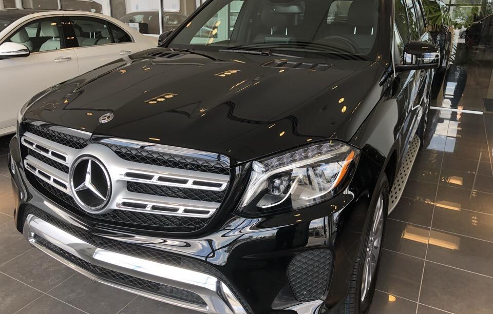 2018 Mercedes-Benz GLS - photo 0