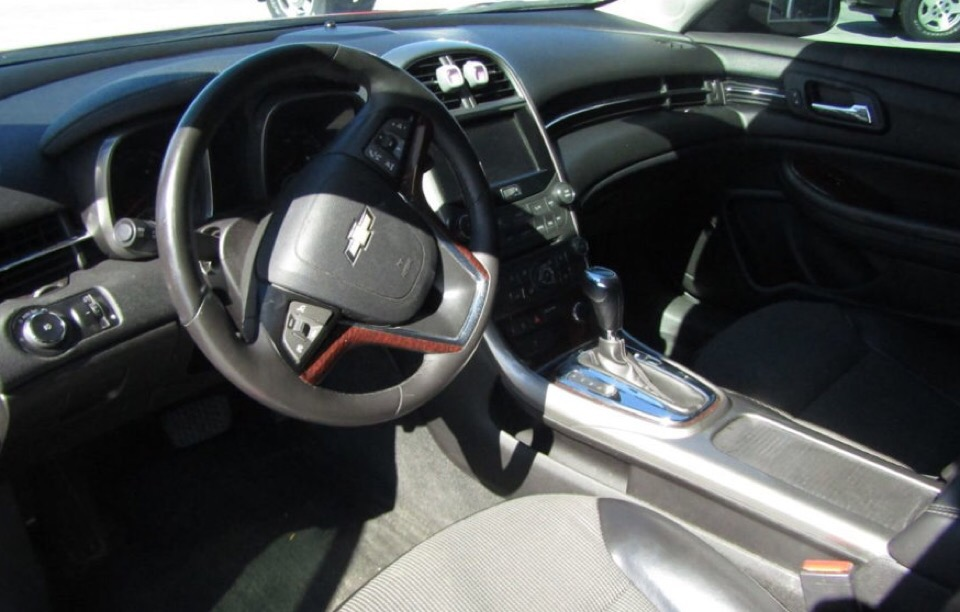 2013 Chevrolet Malibu - photo 3