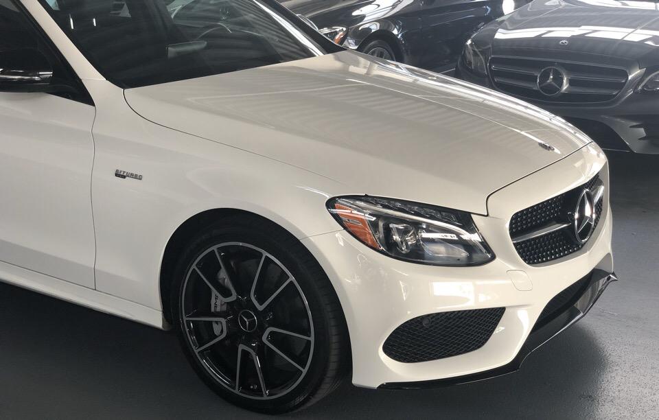 2018 Mercedes-Benz C-Class - photo 5