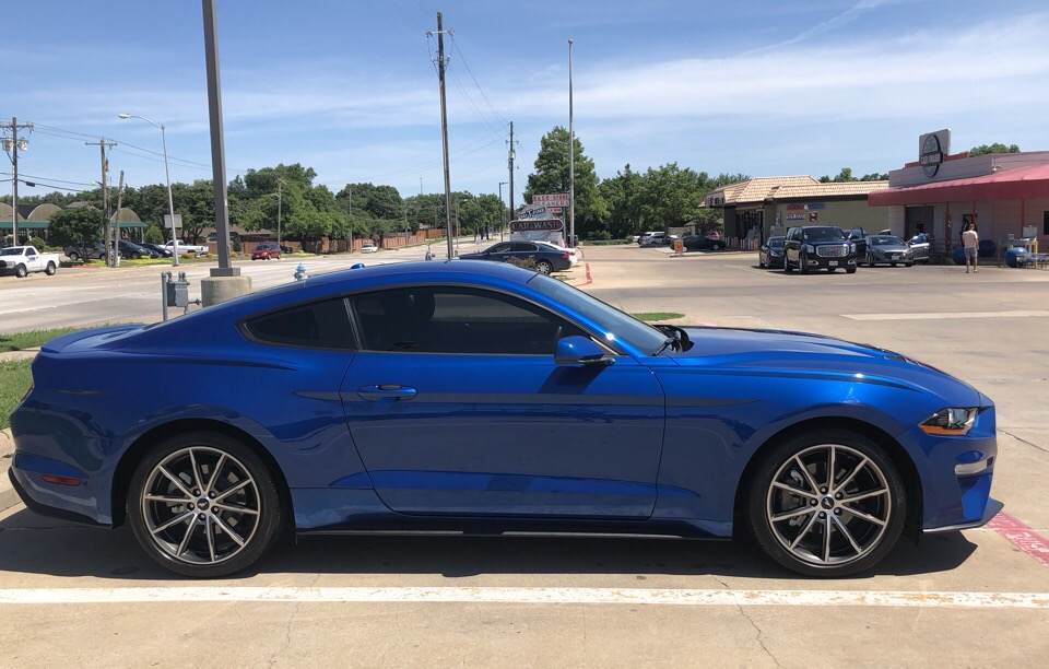 2018 Ford Mustang - photo 1