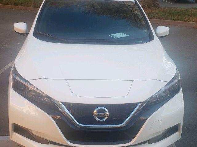 2018 Nissan LEAF - photo 1