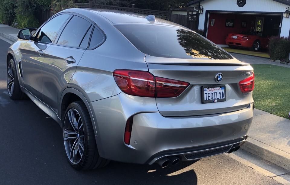 2017 BMW X6 M - photo 2