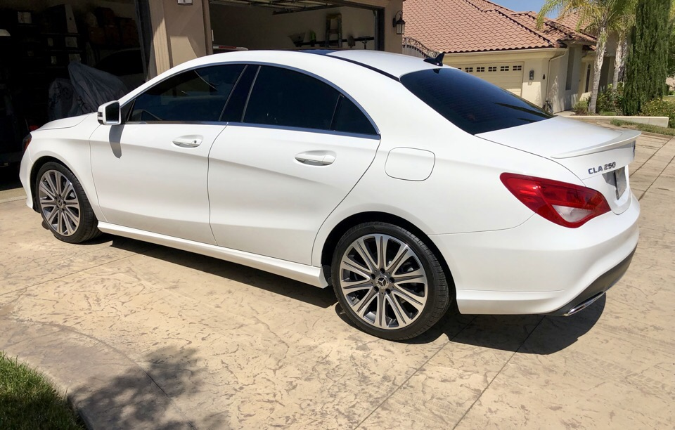 2018 Mercedes-Benz CLA - photo 1