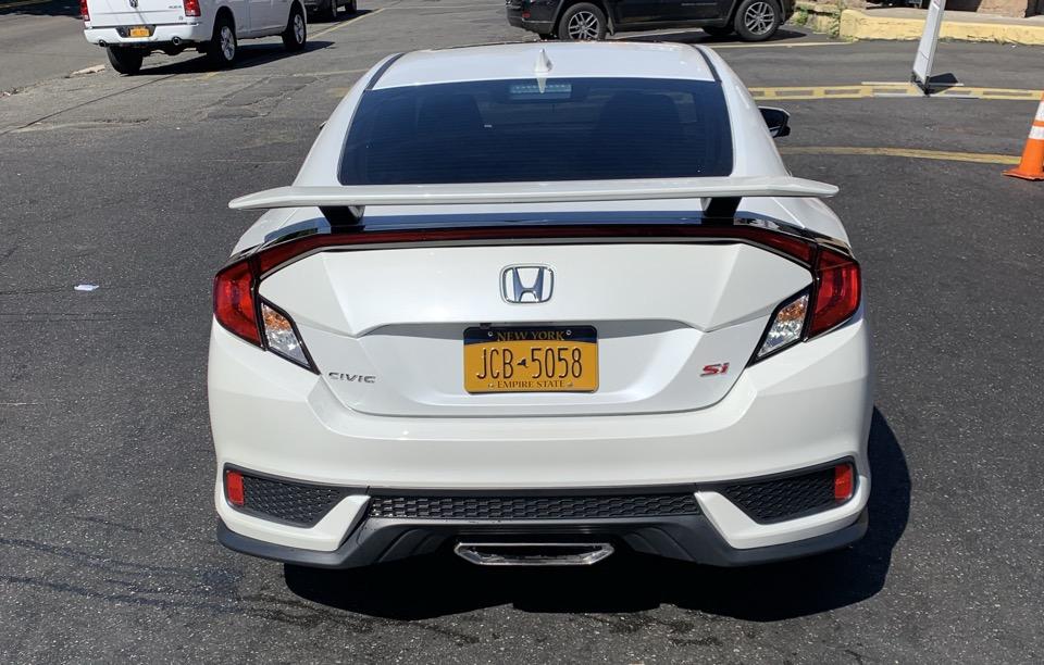 2018 Honda Civic - photo 3