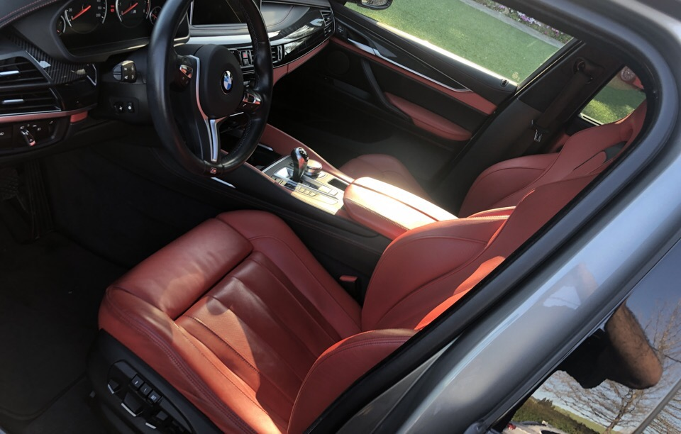 2017 BMW X6 M - photo 4
