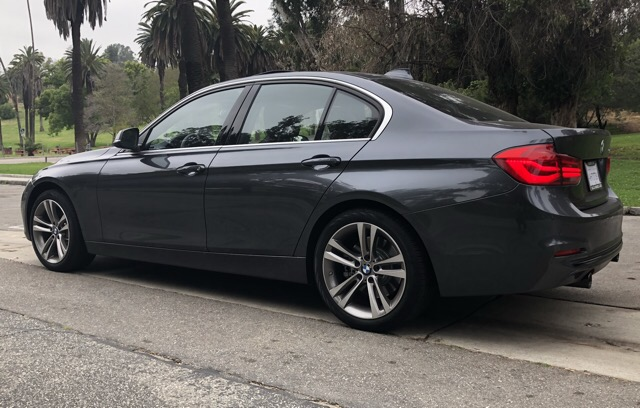 2018 BMW 3 Series - photo 4