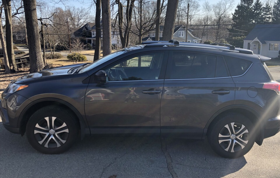 2017 Toyota RAV4 - photo 2