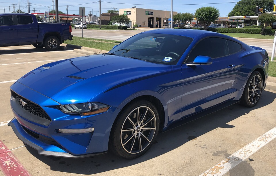 2018 Ford Mustang - photo 2