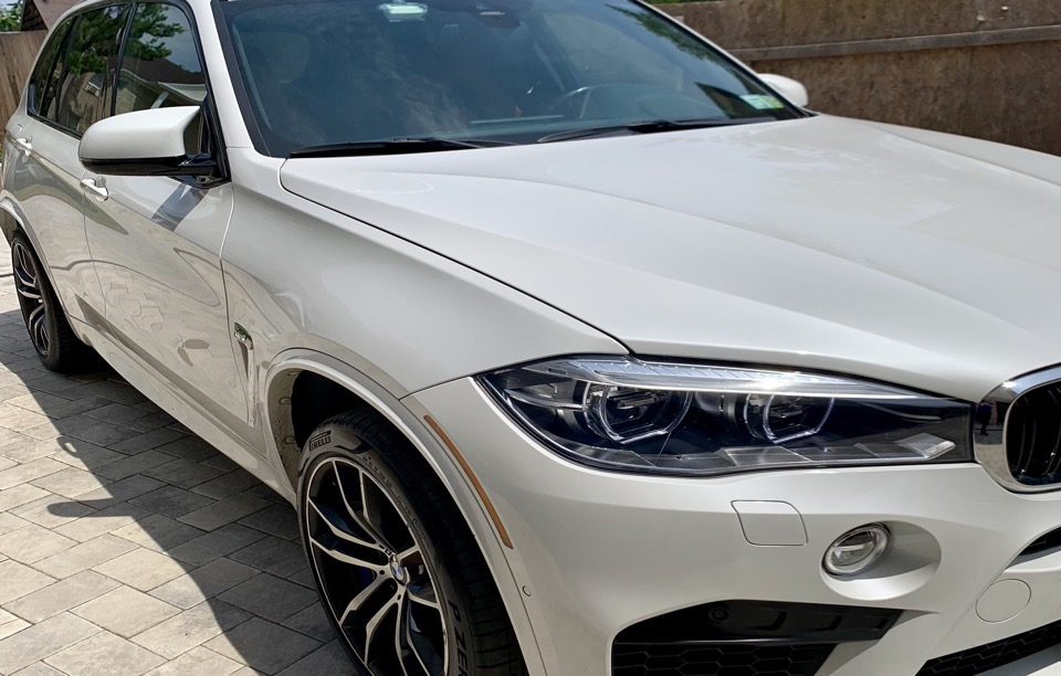 2017 BMW X5 M - photo 2